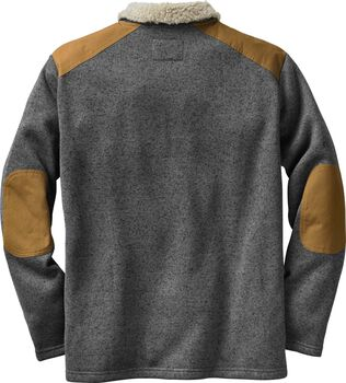 Men's Homestead Full Front Zip Sweater Fleece