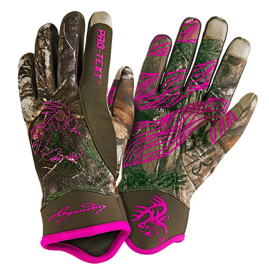 Women's Spider Web II Pro Text Glove