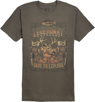 Men's Dare to Explore T-Shirt