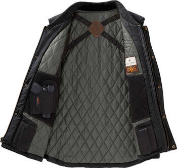 Men's Concealed Carry Canvas Cross Trail Vest