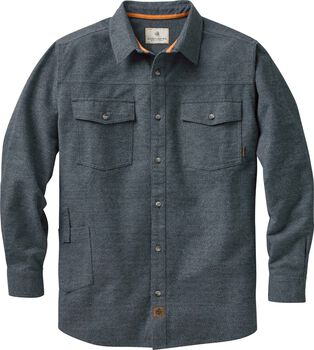 Men's Traditions Heavy Weight Chamois Shirt