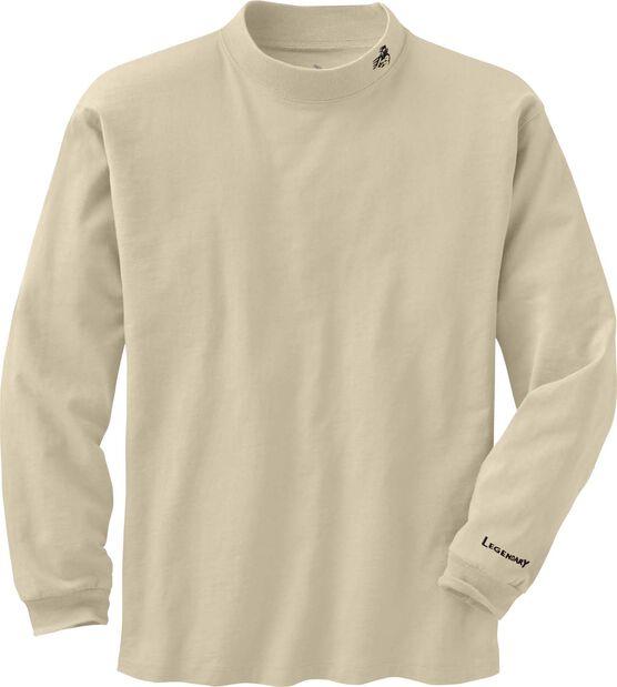 Men's Legendary Mock Tee Pullover