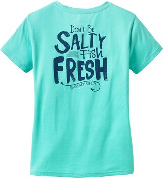 Women's Don't Be Salty Short Sleeve T-Shirt