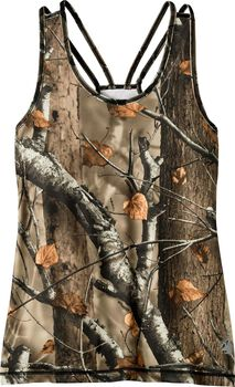 Women's Big Game Camo Game Changer Tank
