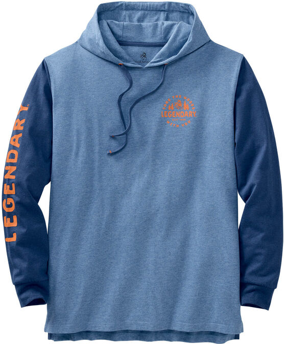 Men's Backcountry Insect Repellent Hooded T-Shirt