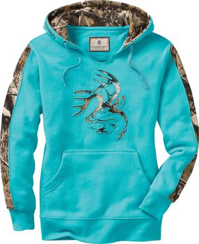 Women's Big Game Camo Outfitter Hoodie