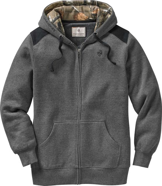 Women's Traveler Hooded Sweatshirt Jacket