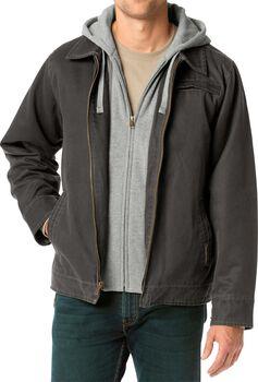 Men's Rugged Full Zip Dakota Jacket