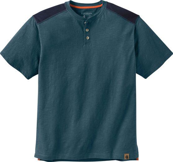 Men's Ranger Short Sleeve Henley
