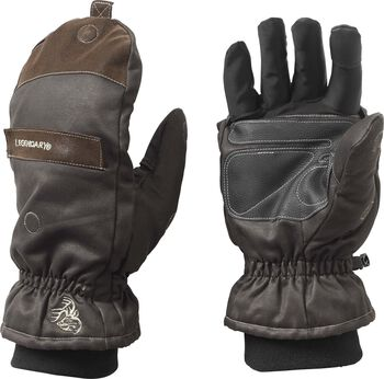 Arctic Tundra Pop Top Gloves