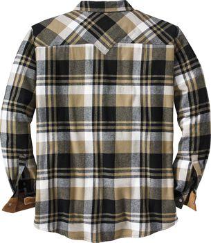 Men's Shotgun Western Flannel