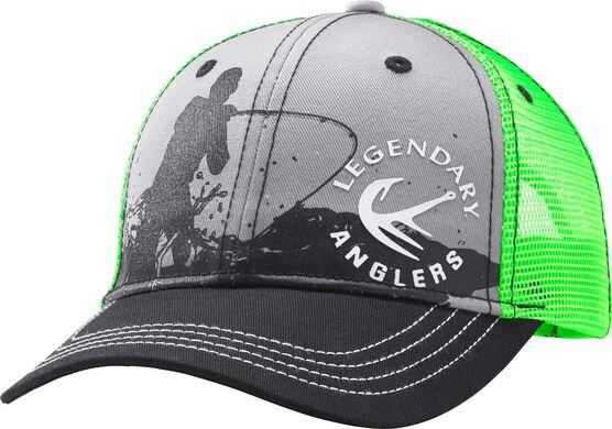 Men's Angler Lunker Cap