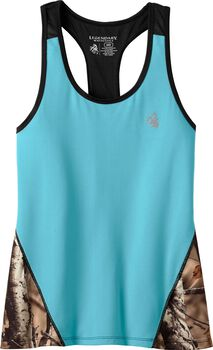 Women's Legacy Big Game Camo Performance Tank