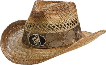 Men's Realtree Camo Buckwild Cowboy Hat