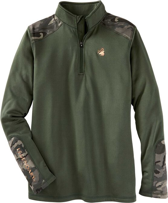 Women's Daybreak Recon 1/4 Zip Fleece Pullover