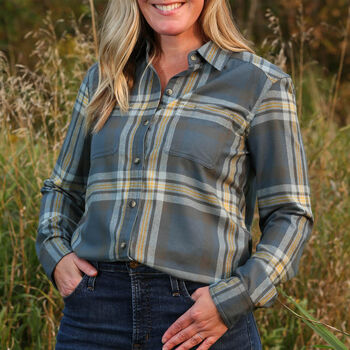 Women's Legendary Flannel Shirt