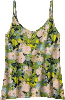 Women's Water Lily Tank Top