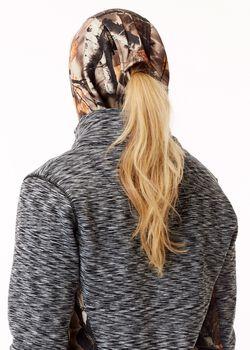 Women's Agility Full Zip Camo Performance Hoodie