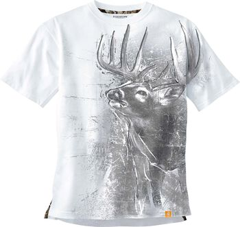 Men's  Instincts Short Sleeve Cotton T-Shirt