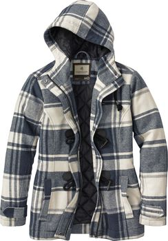 Women's Dusty Trail Plaid Jacket