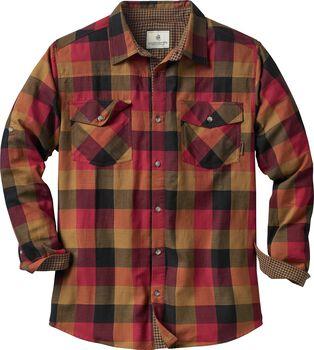 Men's Lumberyard Long Sleeve Button Up Shirt