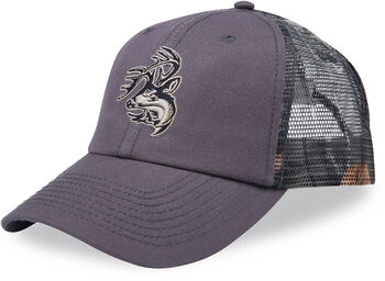 Men's Flat Top Patch Cap