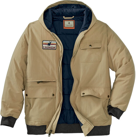 Men's Marksman Bomber Jacket