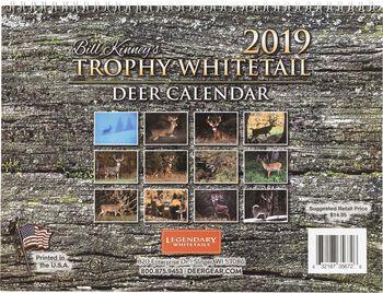 Legendary Whitetails Calendar