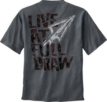 Men's Live at Full Draw Short Sleeve T-Shirt