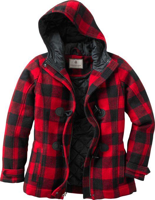 Women's Dusty Trail Plaid Jacket