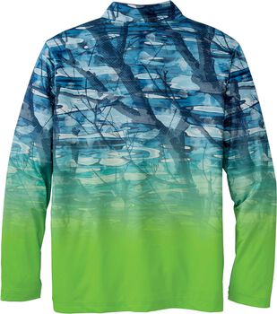 Men's Shoal 1/4 Zip Performance Shirt