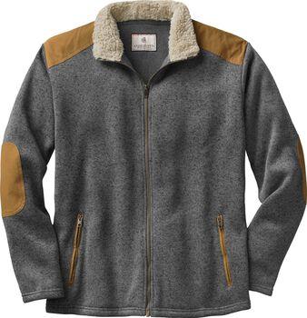 Men's Homestead Full Front Zip Sweater Fleece