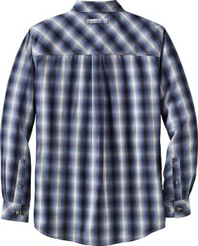 Men's Down Home Lightweight Long Sleeve Button Up