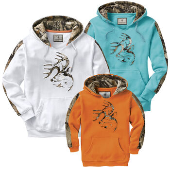 Outfit the Family Camo Hoodie Set