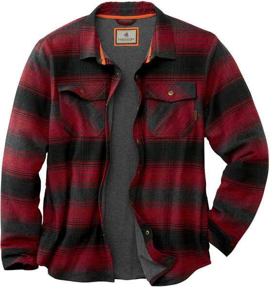 Men's Archer Thermal Lined Flannel Shirt Jacket