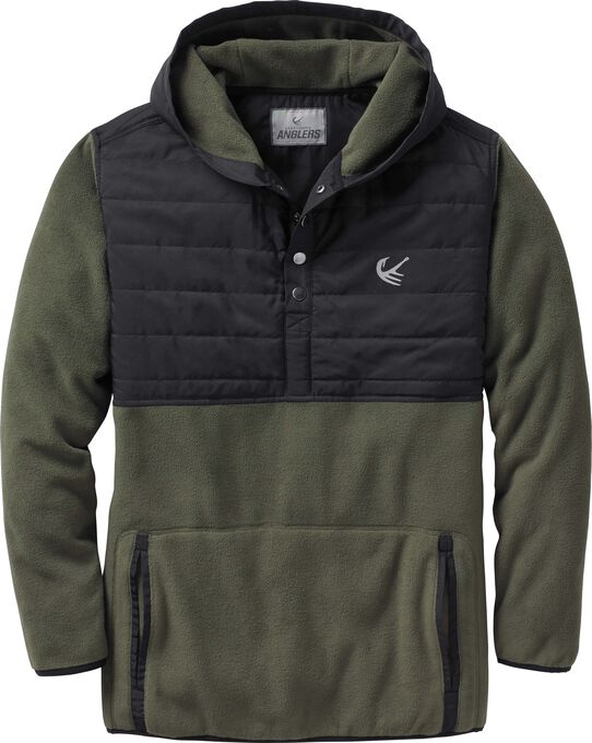 Men's Backlash Quilted Fleece