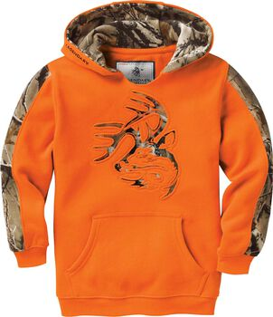 Youth Camo Outfitter Hoodie