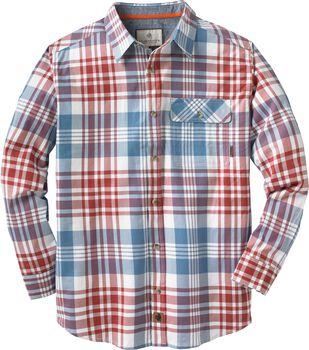 Men's Fireside Plaid Button Up Shirt