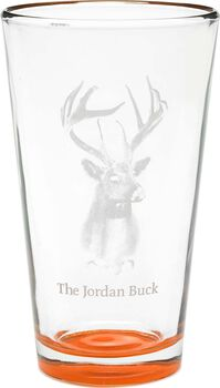Legendary Whitetails Pint Glass 4PK