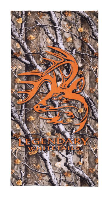 Legendary Whitetails Beach Towel