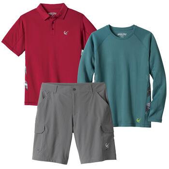 Men's Angler Essentials Set
