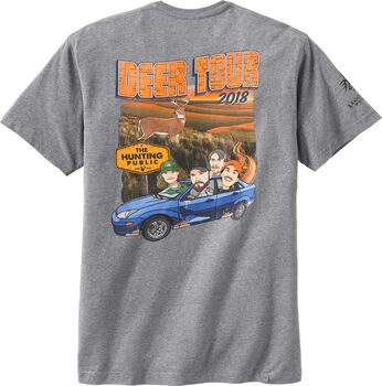 2018 Deer Tour T-Shirt