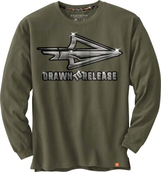 Men's Drawn To Release T-shirt