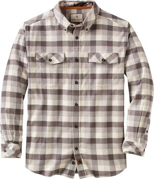 Men's Weekend Warrior Stretch Flannel Shirt