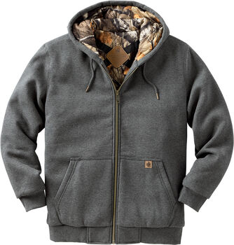 Men's Full Guard Concealed Carry Utility Sweatshirt