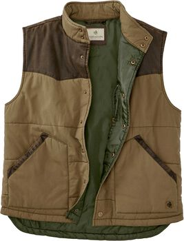 Men's Longhorn Ranchers Vest