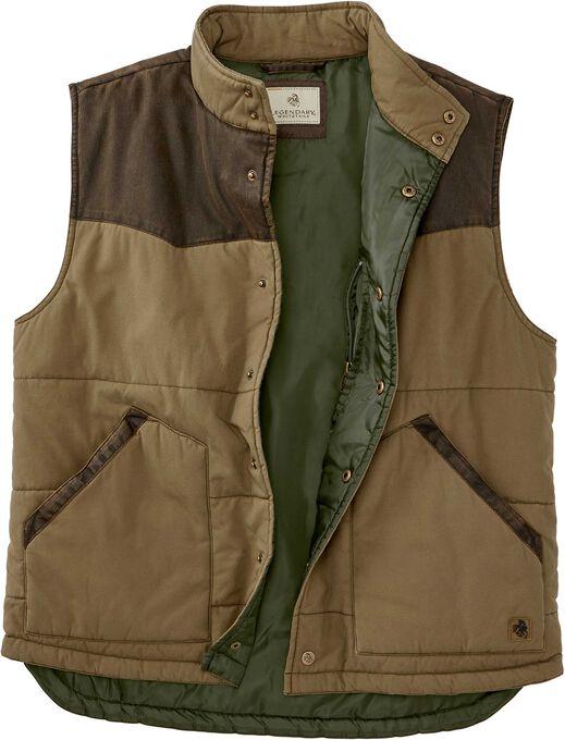 Men's Longhorn Ranchers Vest