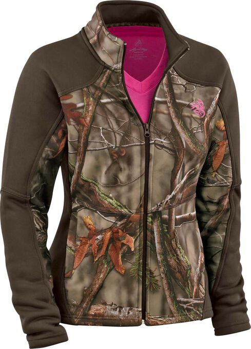 Women's Timber Creek EVO Camo Softshell Jacket
