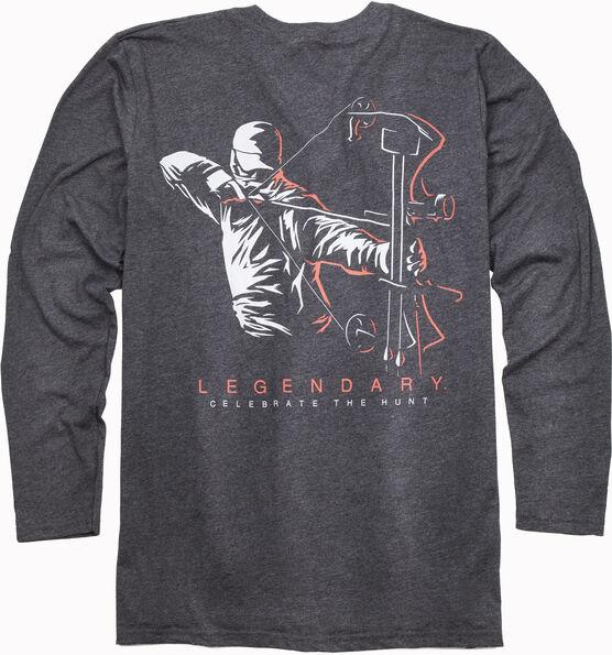 Men's Legendary Whitetails Long Sleeve T-Shirt