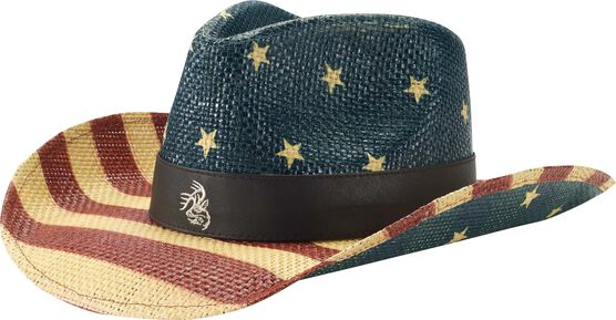 America Country Cowboy Hat